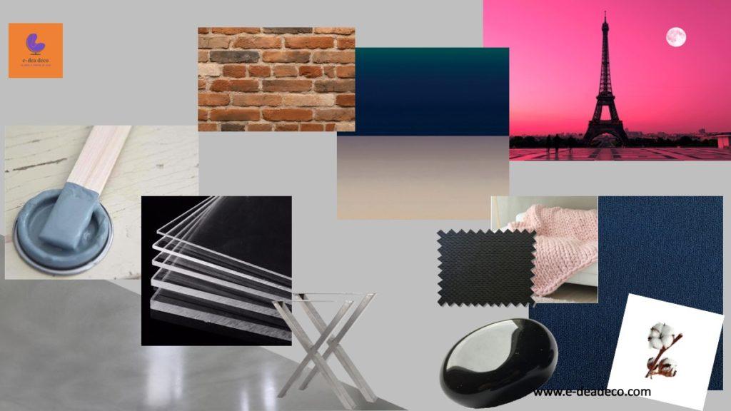 Projet Skyline - Matériaux