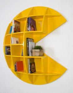 Bibliothèque Pac Man