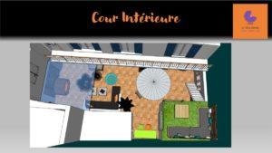 Projet virtual staging arcachon e-dea deco