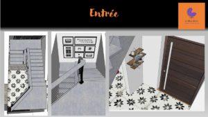 Projet virtual staging e-dea deco